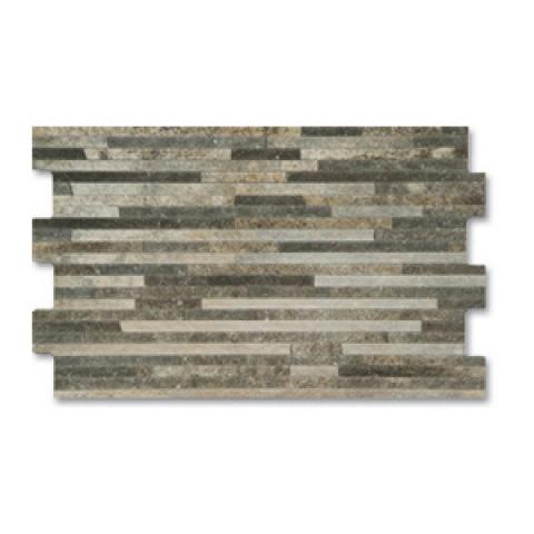 Placaj ceramic exterior Deep Stone Rustic MULTI2 30x50 cm